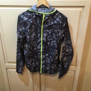 Nike running windbreaker jacket m
